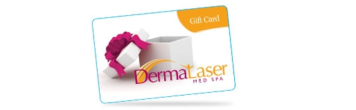 Products & Gift Cards - Dermalaser Spa